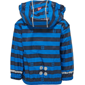 LEGO wear Justice 102 Rain Jacket Boy Dark Navy